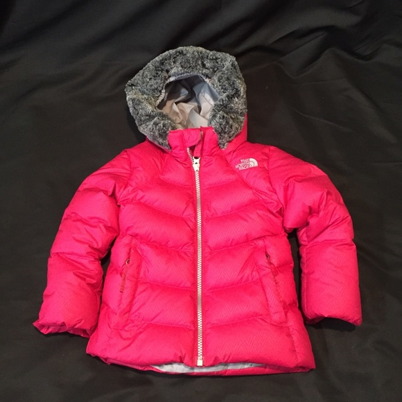 0bc5f8f40e The North Face Toddler Girls Greenland Down Jacket.  M 5c3d6bbc534ef923b6729493